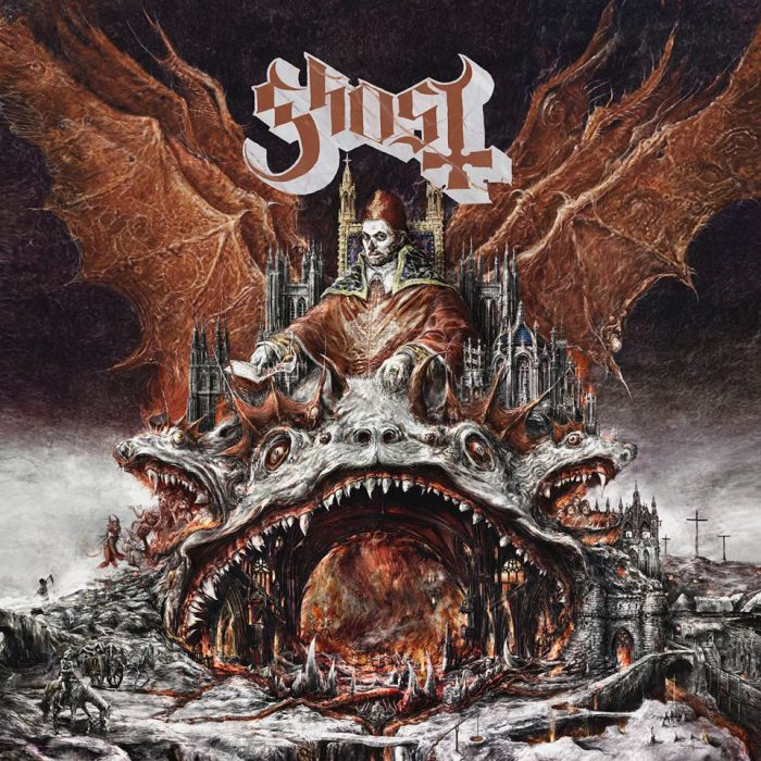 Review: Ghost – Prequelle