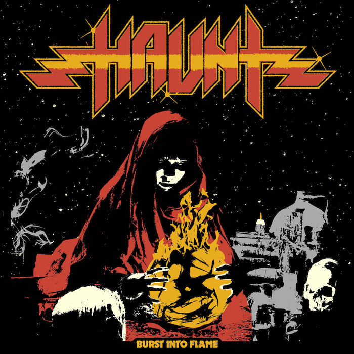 Review: Haunt – Burst Into Flames