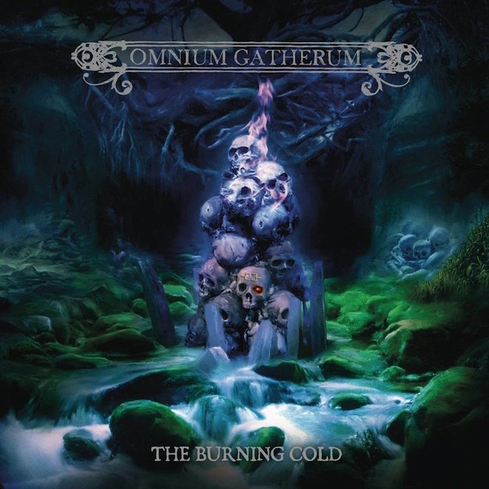 Review: Omnium Gatherum – The Burning Cold
