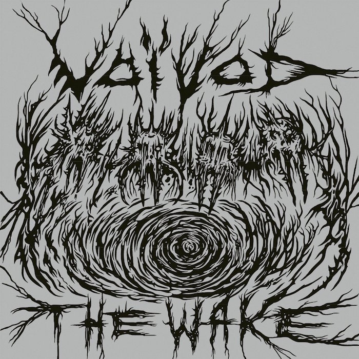 Photo of the new Voivod album The Wake